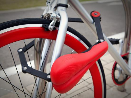 Seatylock – smart lås till cykeln
