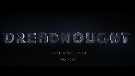 Dreadnought / E 3 teaser med VRAYforC4D