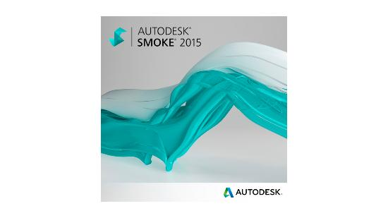 Autodesk Smoke 2015 Ext. 1 tillgänglig