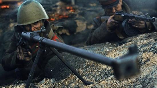 Mäktig rysk speltrailer för 'Victory is ours'