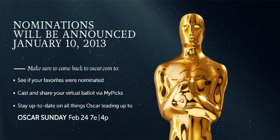 Oscar-nomineringarna klara!