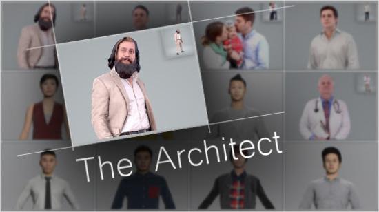 Nya 3D-karaktärer hos Axyz Design