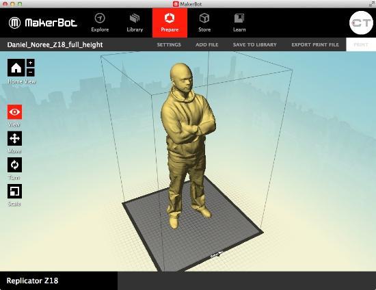 Ny version av MakerBot Desktop ute nu