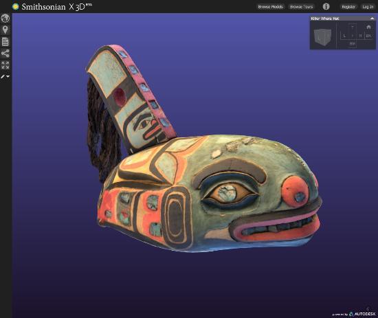 Pinshape fildelar 3D-printobjekt