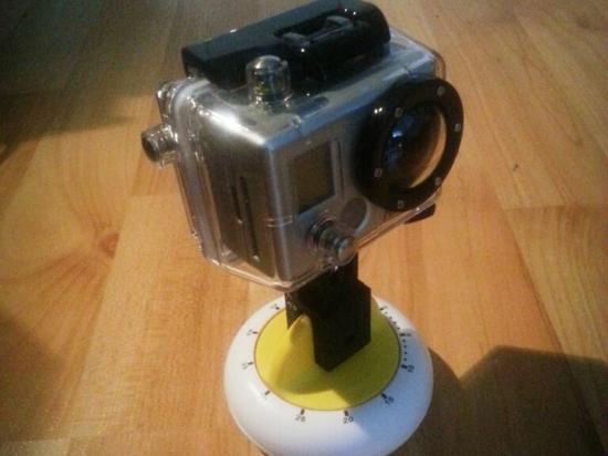 Smart GoPro-tillbehör för hemmabruk