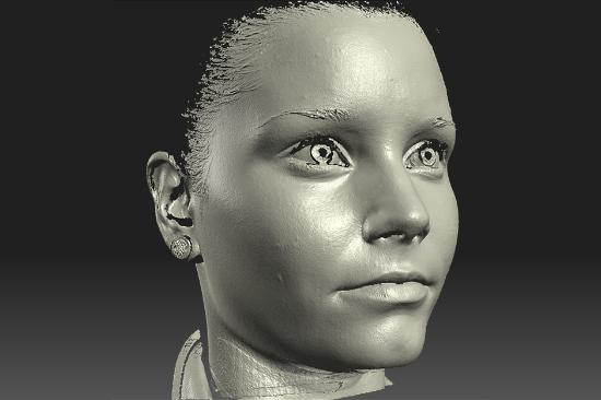 Befolka scener med 3D-data i LumenRT