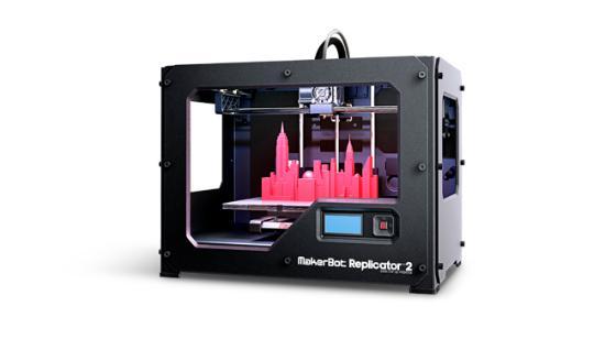 Passa på! Två st. MakerBot Replicator 2 kvar!