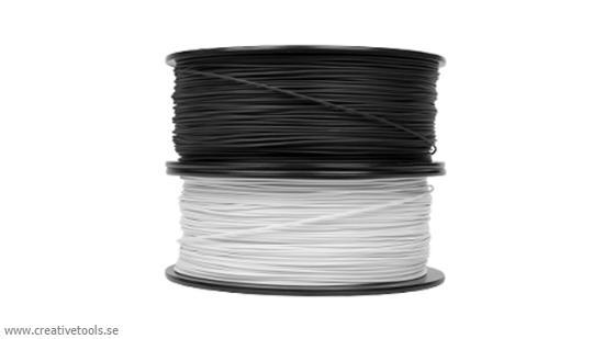 Kampanj på svart och vit ABS-filament från Add3D
