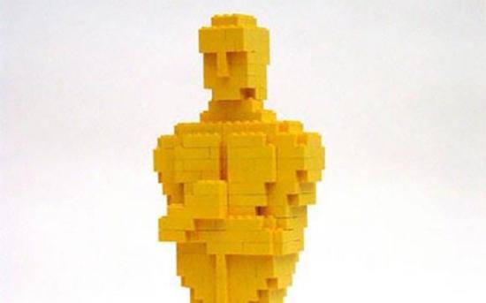 LEGO Movie utan Oscar – gör sin egen istället