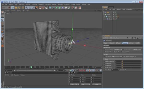 Gör enkla animationer i Maxwell Render