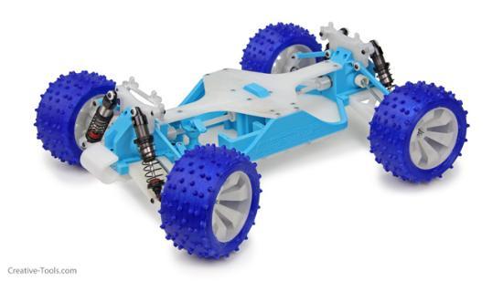 Dagens 3D-print – 3D-printad bil och lastbil