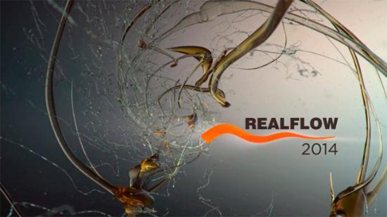 RealFlow 2014-reel imponerar