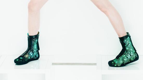Framtidens skor är 3D-printade