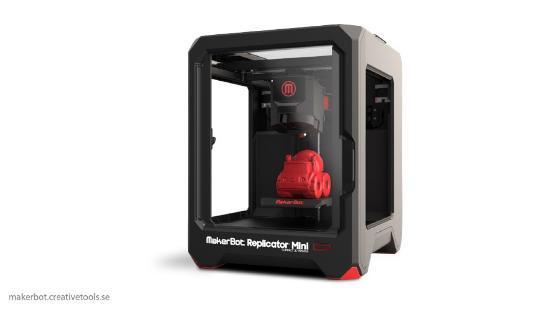 MakerBot Replicator Mini till Mini-pris!