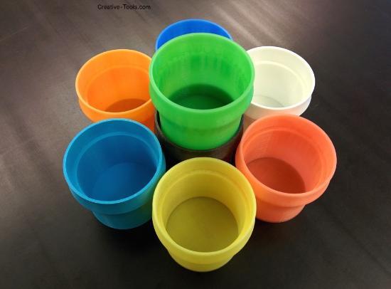 Dagens 3D-print – Stapelbara koppar