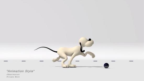 Fido Film gör en tvättbjörn i  tysk reklamfilm