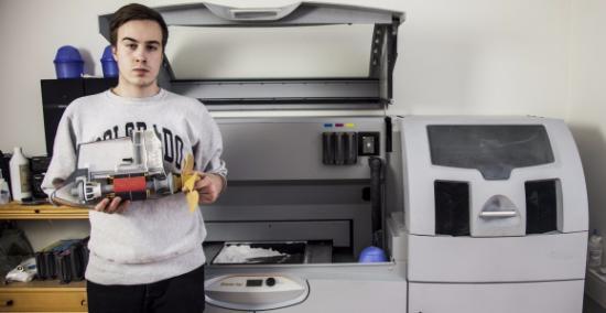 Lär dig bli 3D-tekniker på Xenter, Botkyrka