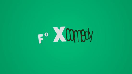 Smittande fräck motion graphics för Fox Comedy