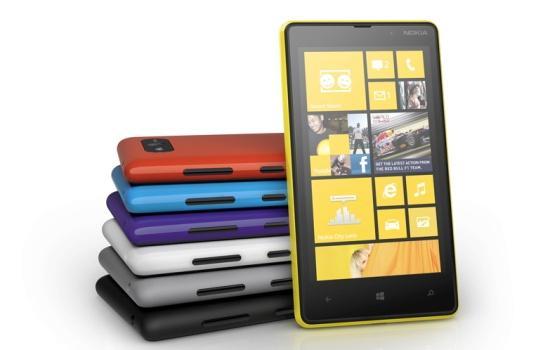 Nokia släpper 3D-printfiler för Lumia 820 mobilskal