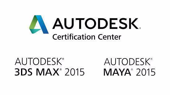 Certifiera dig i Autodesk 3ds Max eller Maya