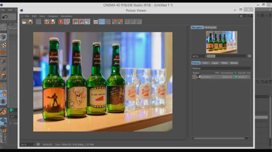 Gör fotorealism på få sekunder i Cinema 4D!