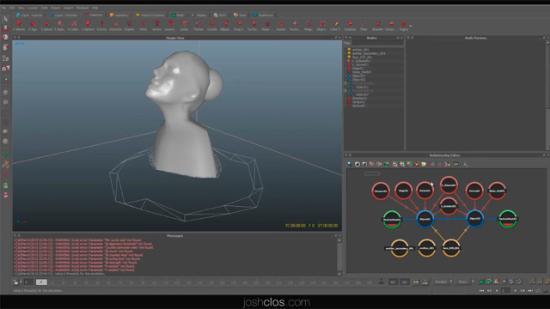 Fluidsimulering med RealFlow och Cinema 4D