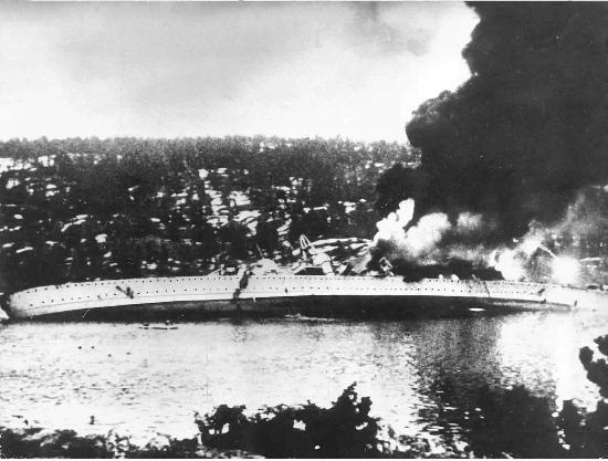 Den 9 april – 75 år sen krig i Danmark och Norge