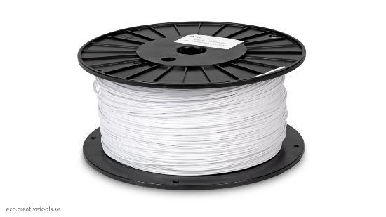 Dagens ECO – 2 kg vit PLA-filament