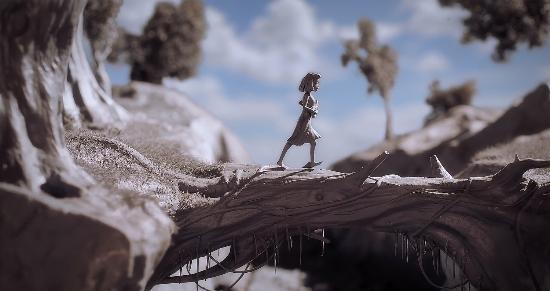 En kortfilm gjord av över 2.500 3D-utskrifter