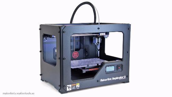 Produktcomeback: MakerBot Replicator 2!