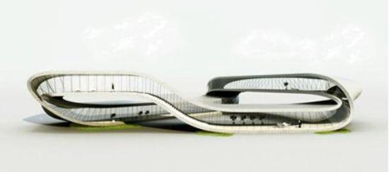 Att 3D-printa en byggnad i full skala