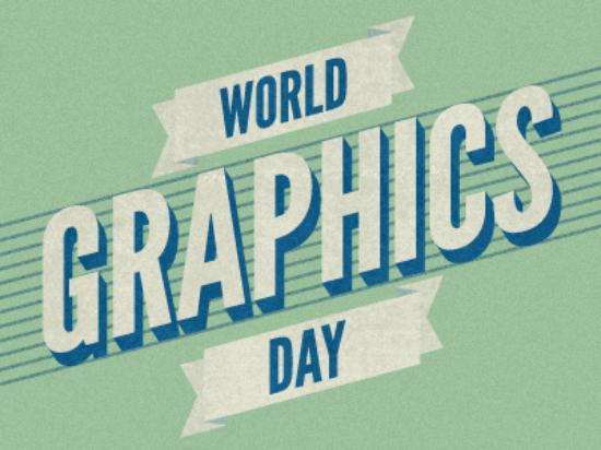 World Graphics Day den 27 april