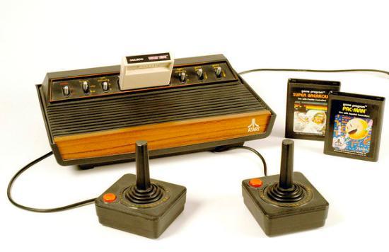 Atari ansöker om konkurs