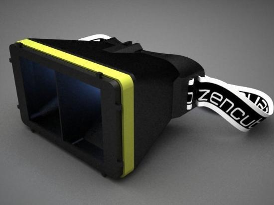 ZENDOME Stereoscopic 3D NEXUS 7