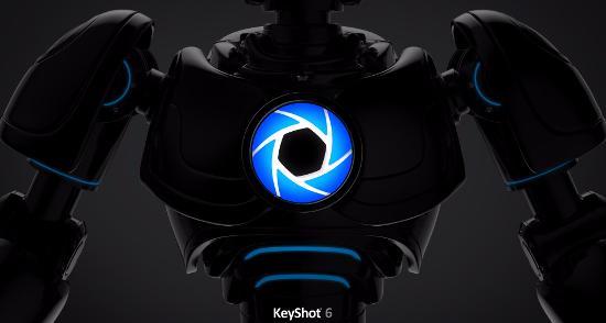 KeyShot 6 släpps snart!