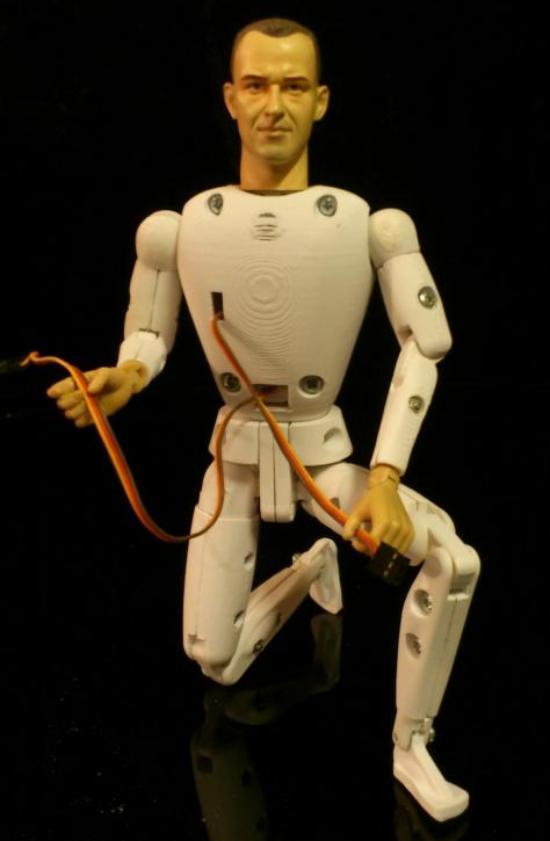 Vinn en MakerBot Replicator 2