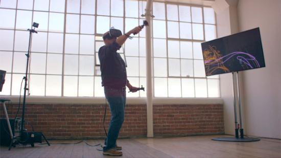 Se Glen Keane rita i virtual reality