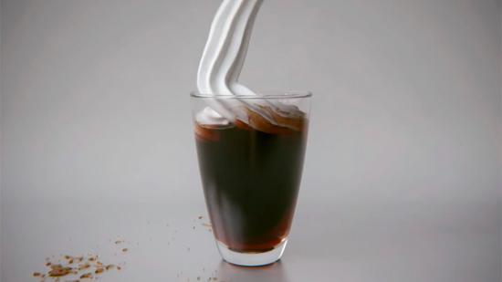 Suverän kaffesimulering med RealFlow
