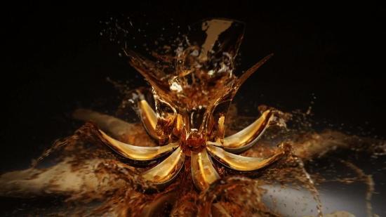Webinar om fluidsimuleringar i Cinema 4D