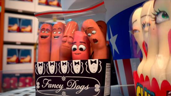 Trailer till kommande 3D-film: Sausage Party