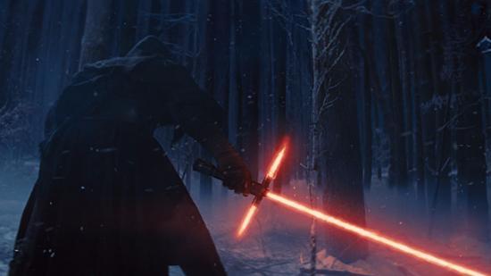 Bakom kulisserna på 'The Force Awakens'