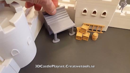 Creative Tools 3D-borg hyllas av SolidSmack