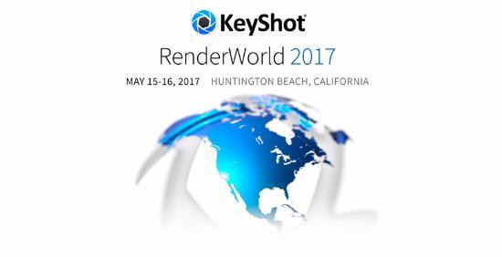 Gå på KeyShot-konferens i Kalifornien i maj
