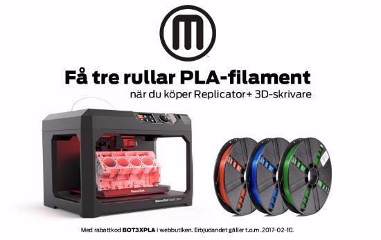 Välj rätt 3D-printmaterial utifrån egenskaper