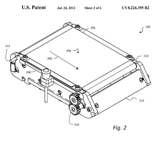 Om patent inom 3D-printing