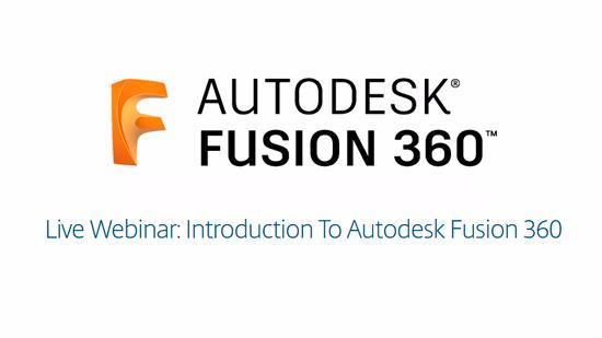 Webinar: lär dig Autodesk Fusion 360