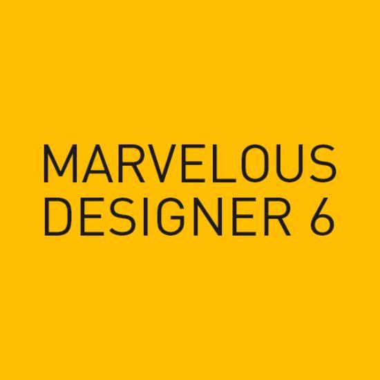 Skaffa Marvelous Designer 6 nu – få kommande version på köpet