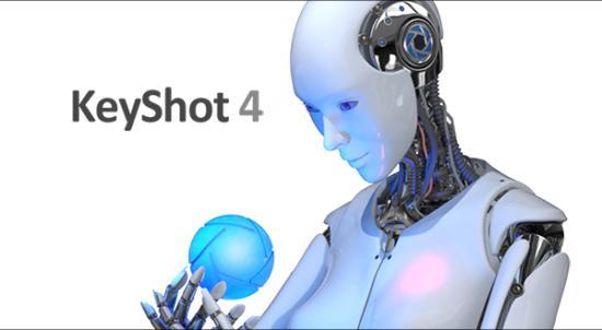 Se en webinar i KeyShot 4