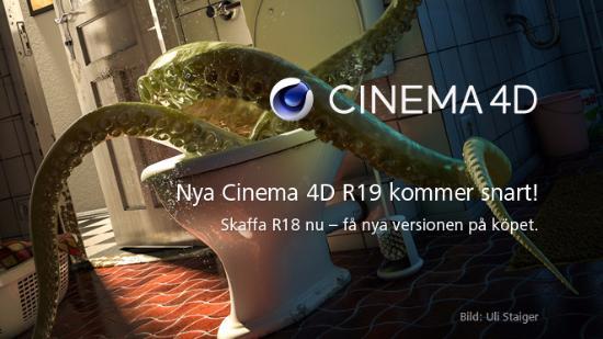 Om du arbetar i 3D ska du också navigera i 3D
