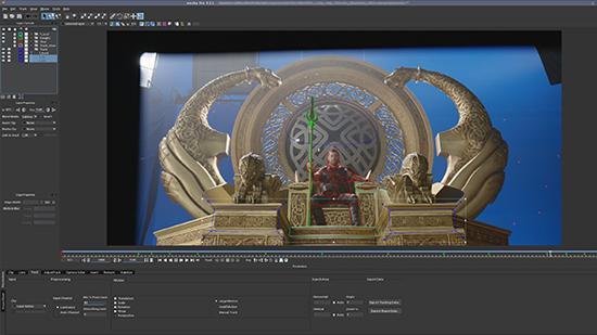 Rising Sun Pictures och Thor:Ragnarok
